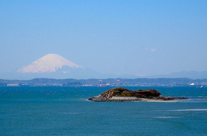 東京湾要塞化は「第一海堡」から...