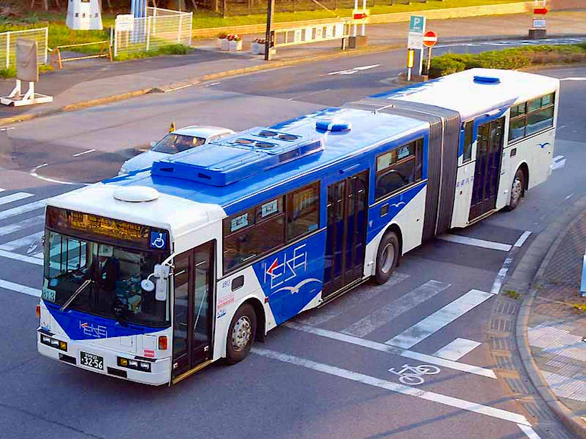 京成・連節バス
