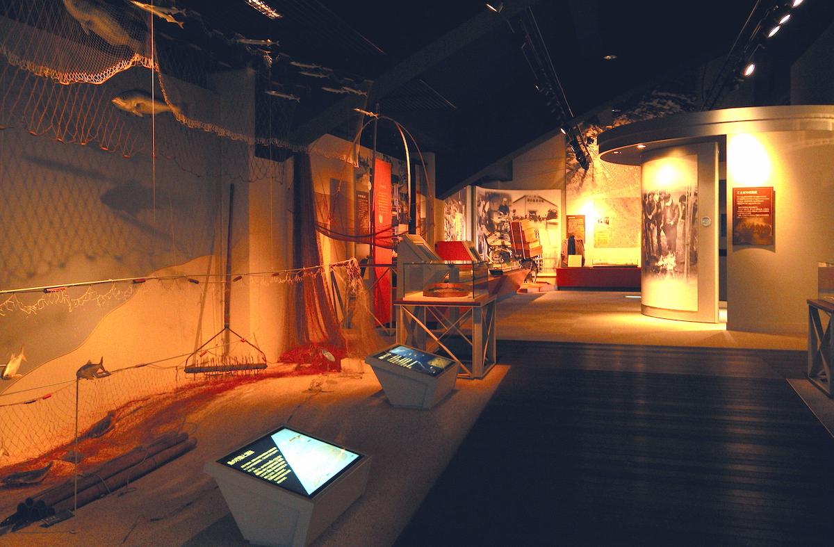 浦安市郷土博物館
