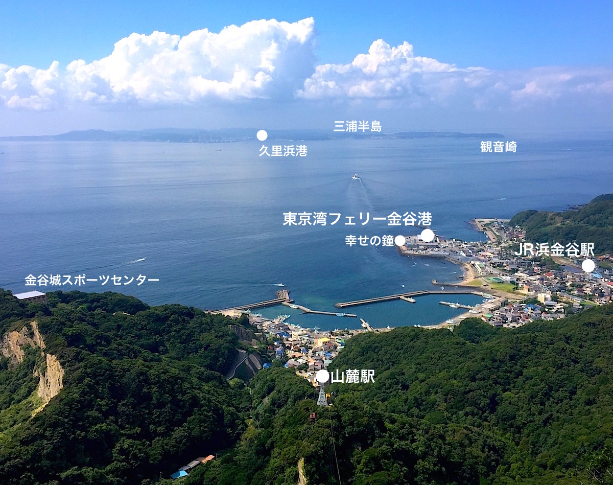 山頂展望台眺望PhotoMap
