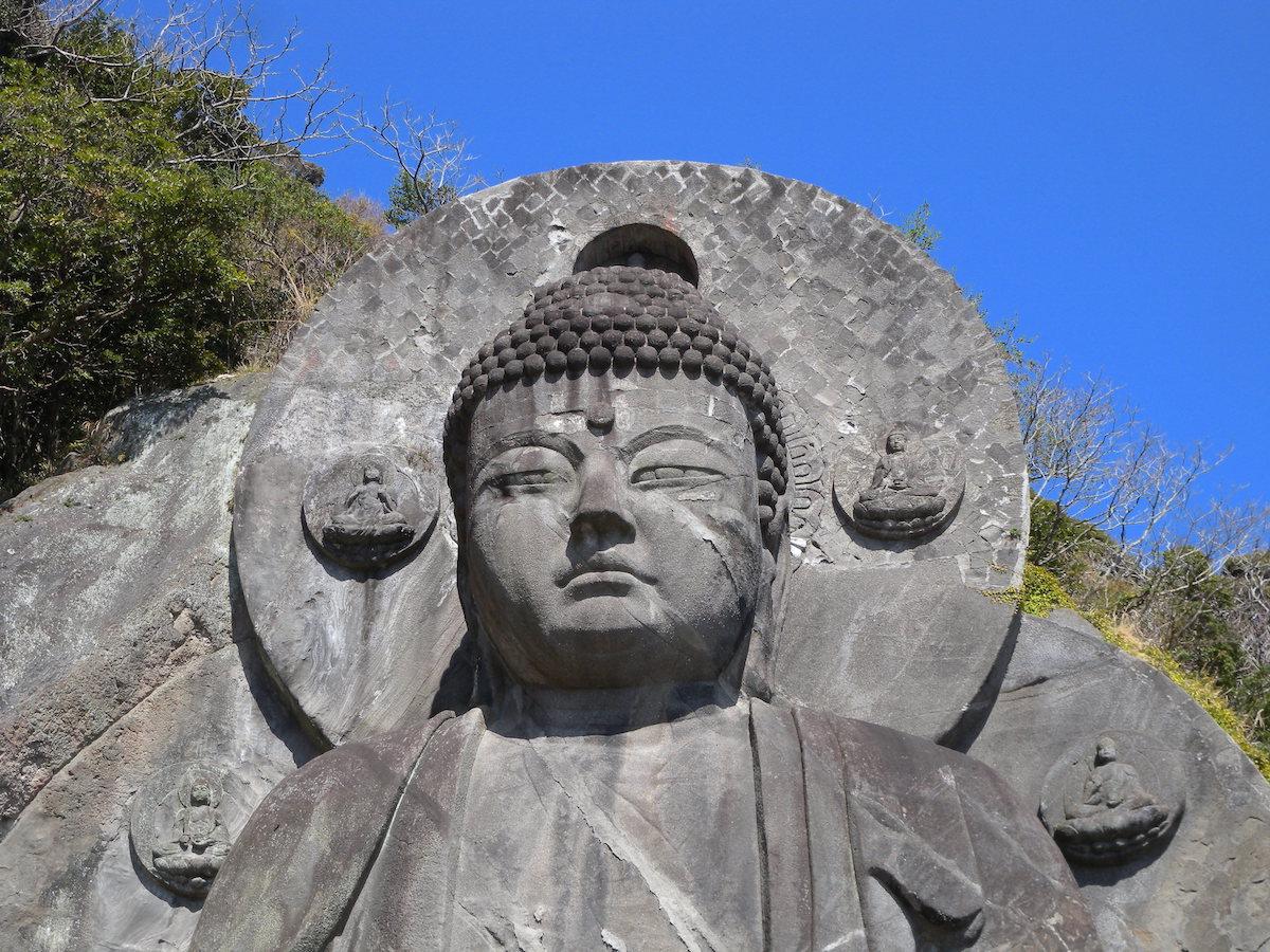 日本寺・大仏