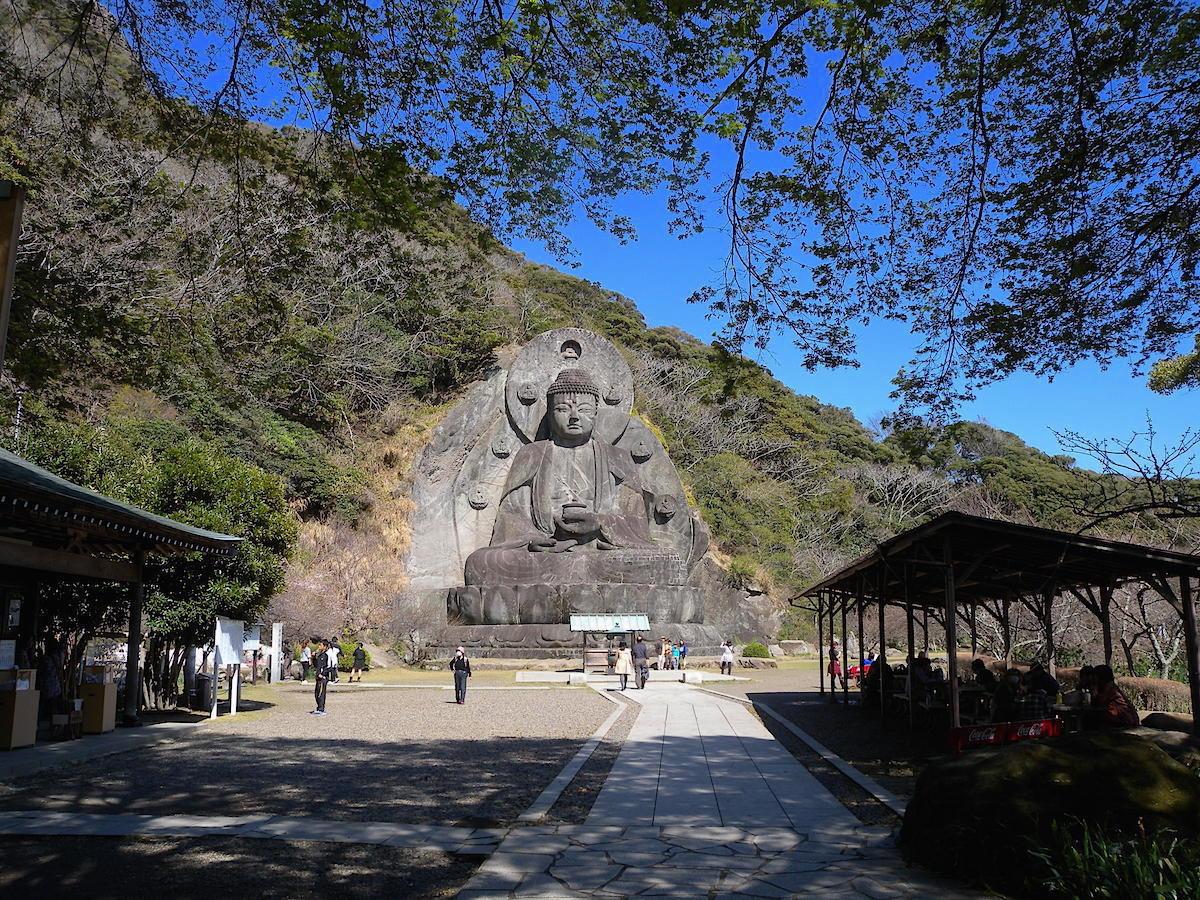 日本最大の大仏