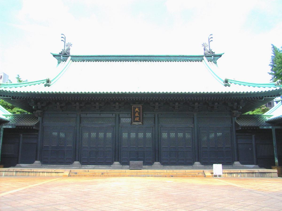 この大成殿(孔子廟の正殿)が公開されます