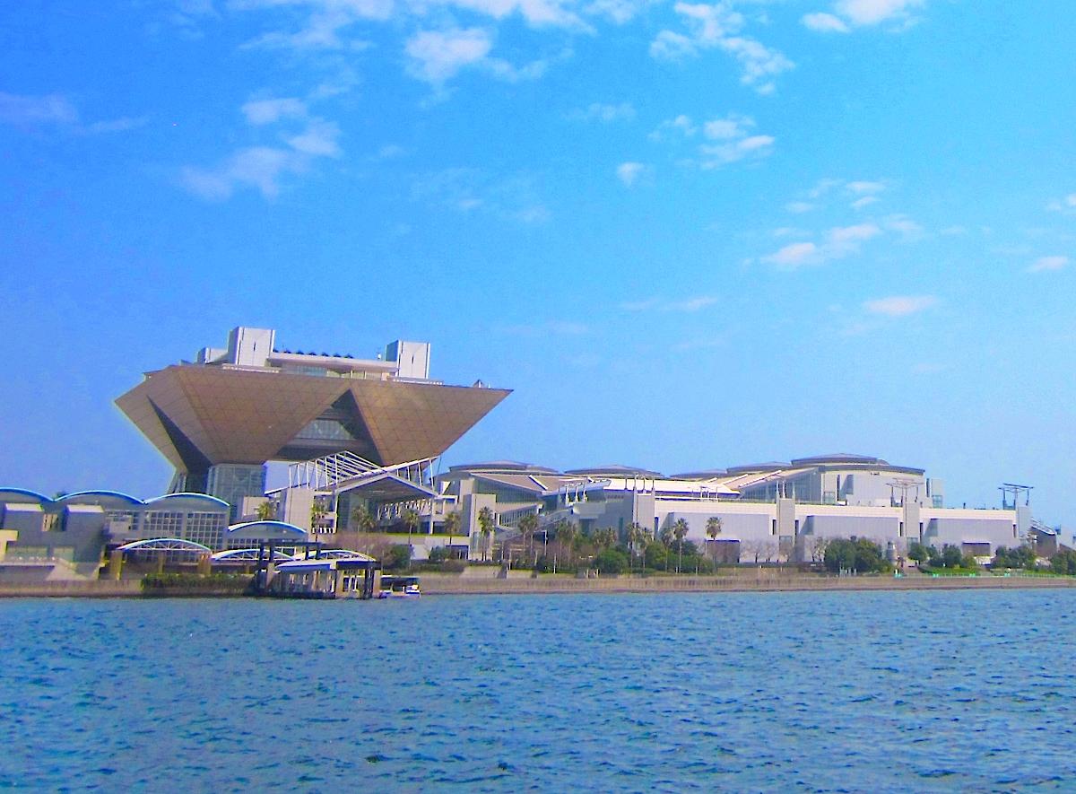 有明客船ターミナル(東京ビッグサイト)