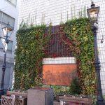 日本最初のガス灯