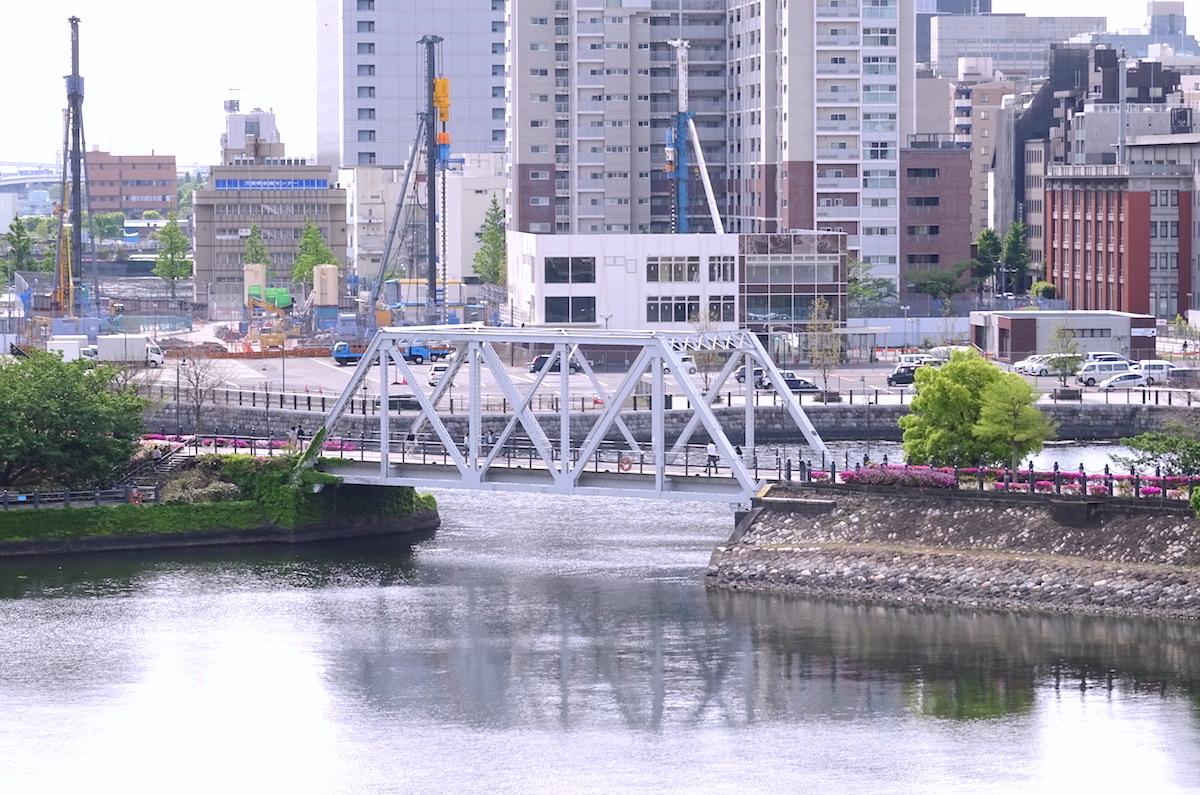 港二号橋梁(汽車道)