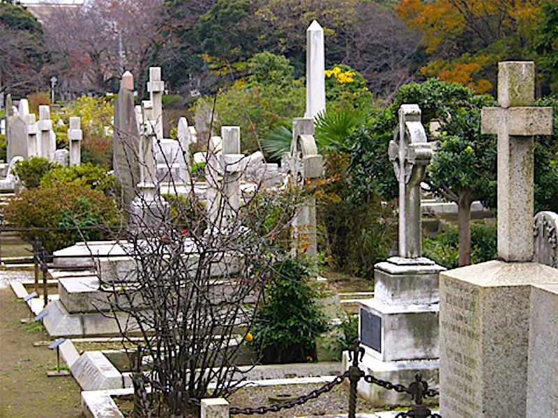 横浜外国人墓地