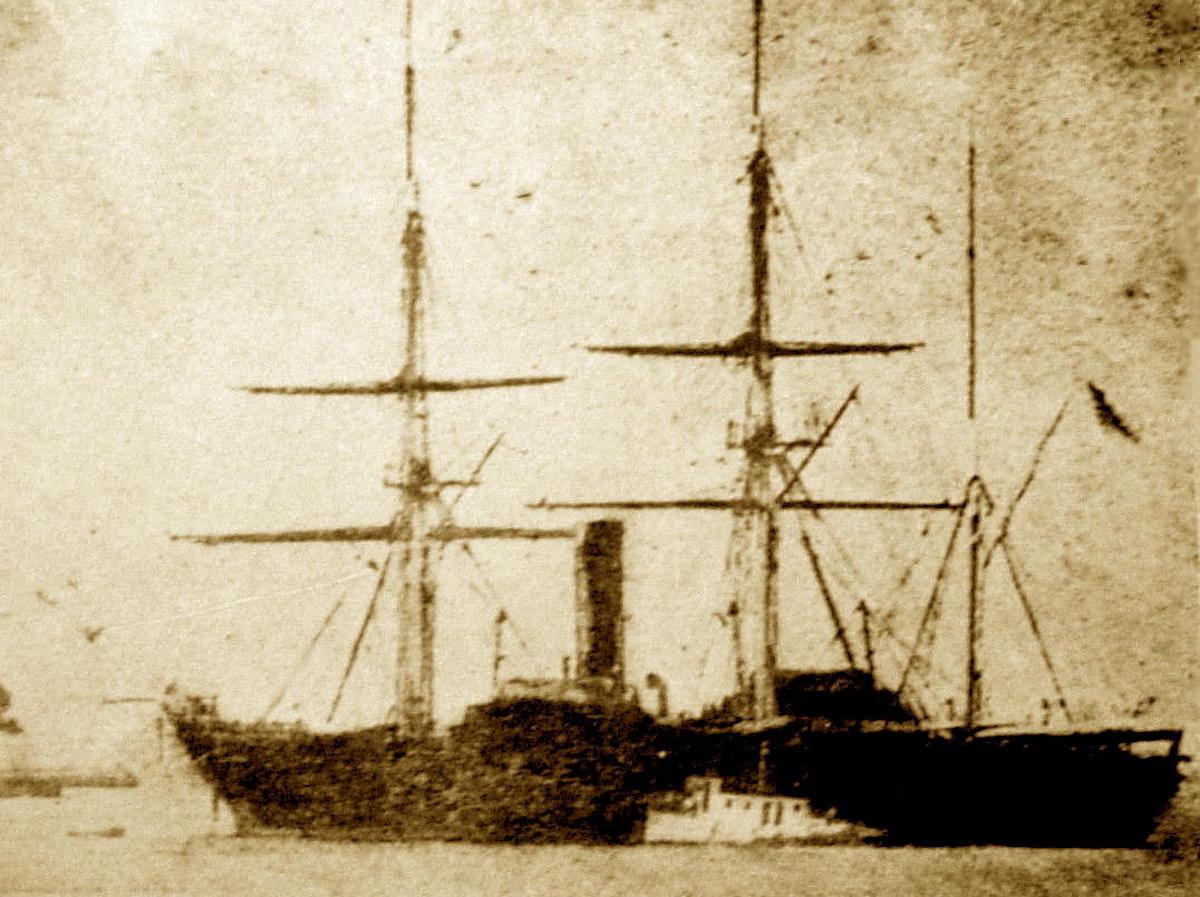 旗艦「サスケハナ」