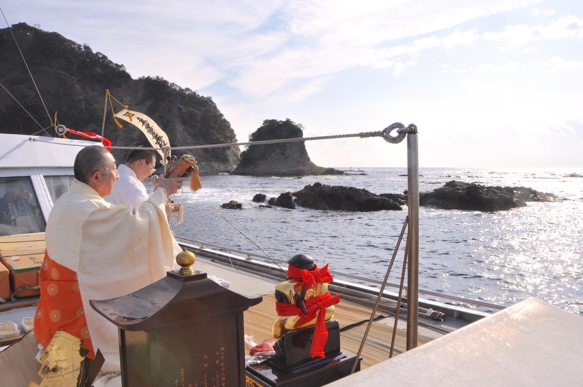 鯛供養弁天祭