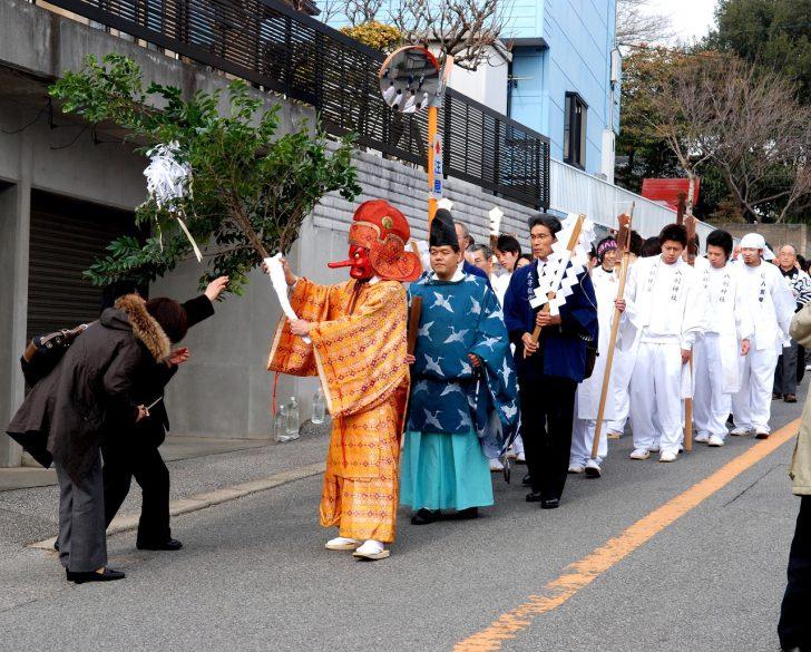 八剱神社『剣祭』