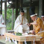 高家神社『春の例大祭-庖丁式奉納(大漁祈願祭)