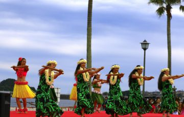 KAMOGAWAフラフェスティバル