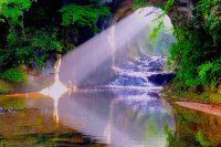 大ブーム! 濃溝の滝は3月〜4月と9月〜10月の早朝がチャンス