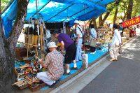葛飾八幡宮例大祭『八幡様の農具市』