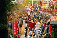 高瀧神社秋季例大祭(市原市)|2018