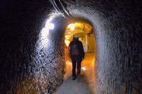 地下秘密要塞「赤山地下壕跡」を見学(館山市)