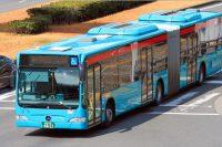 日本一の過密ダイヤを連節バスで解消! 京成バス「新都心・幕張線」